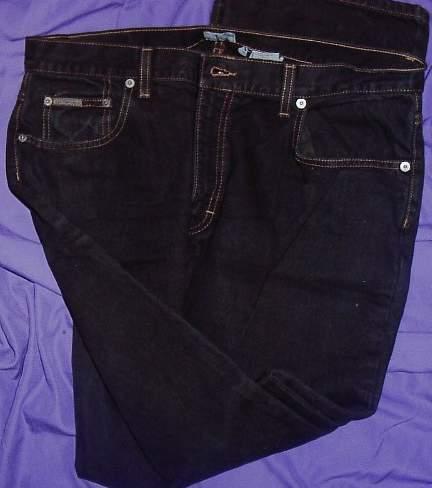 Blk Calvin Klein Jeans Horse Show Clothes Plus Size 14