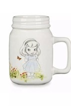 Disney Animators' Collection Princess Mason Jar Ceramic Mug - £12.37 GBP