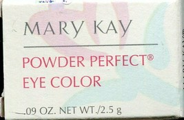 Mary Kay Powder Perfect Eye Color Rich Russet - #1006 - New Old Stock - $4.94
