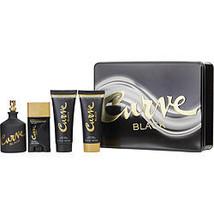 Curve Black By Liz Claiborne Cologne Spray 4.2 Oz & After Shave Balm 3.4... - $43.00