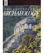 The Adventure of Archaeology by Brian M. Fagan HC - $10.99