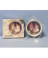 CPC Norman Rockwell Girl in the Mirror Mini Collector Plate NIB - $4.99