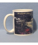 Thomas Kinkade Spring Gate Mug 1997 - $4.99