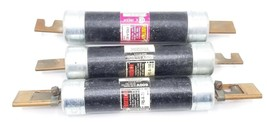 LOT OF 3 COOPER BUSSMANN CLASS RK5 FUSES FRS-R-80, FRS-R-70, FRS-R-100
