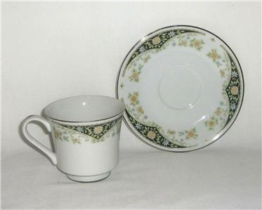 Royal Gallery Ashleigh 1 Cup and Saucer Set
