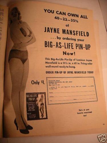Men In Danger magazine from 1956