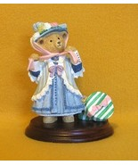 Dept 56 Henrietta Bosworth The Easter Bonnet Figurine Upstairs Downstair... - $9.99