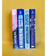 Anne McCaffrey 4 Paperback Lot Freedoms Challenge, The Rowan, PartnerShi... - $9.99