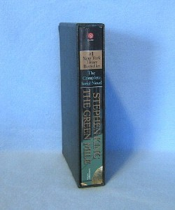The Green Mile by Stephen King PB Complete Slipcase
