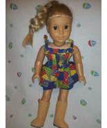 """American Girl Julie 18"""" Doll Blonde Hair Brown Eyes Pleasant - $79.70"""