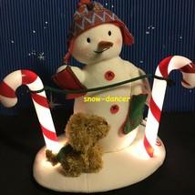 Hallmark 2017 Stockings Hung With Care Snowman Plush - $99.99