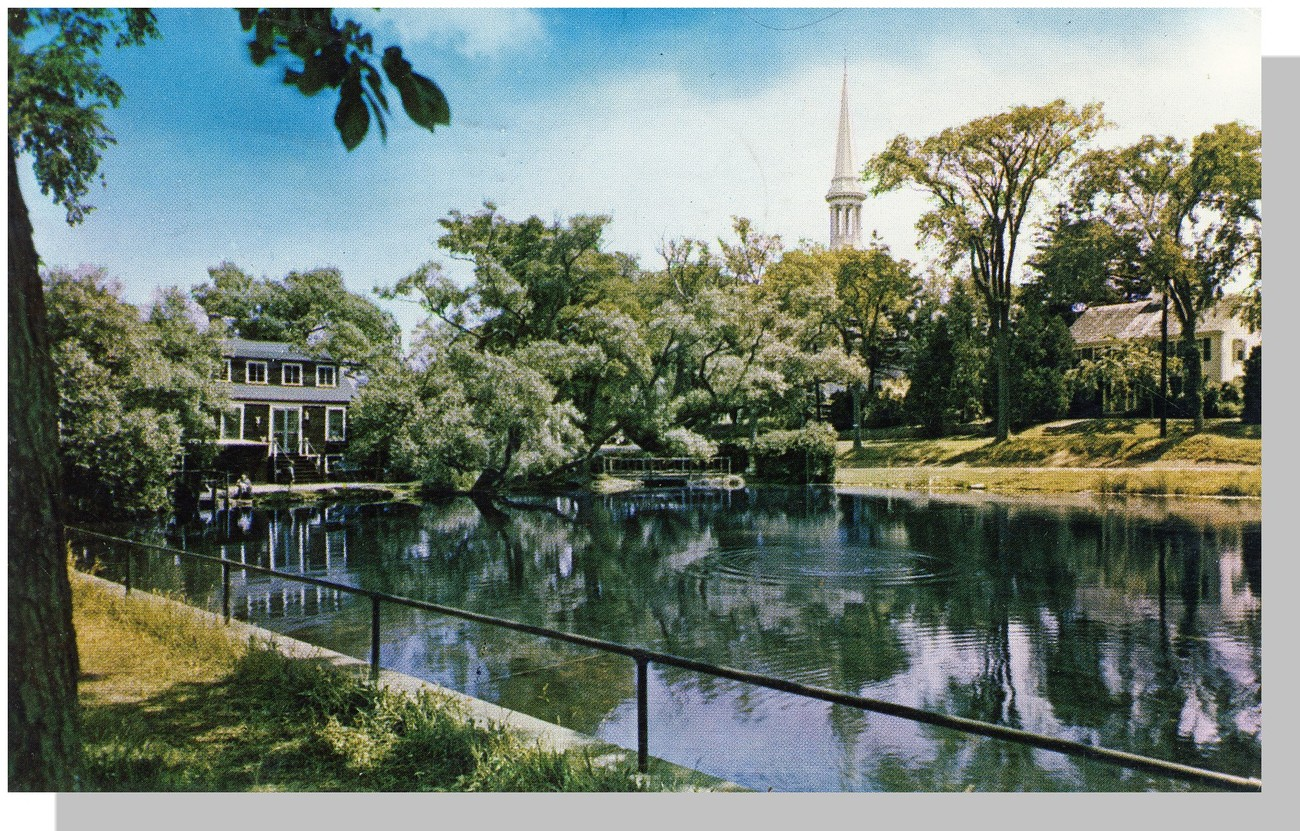 Cc mill pond