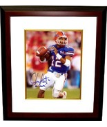 Chris Leak signed Florida Gators 8x10 Photo 06Champs Custom Framed - $74.95