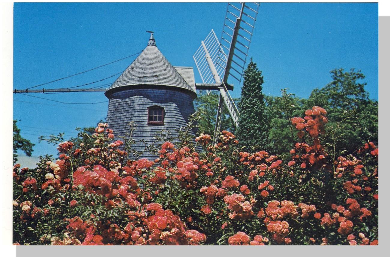 Cc historic windmill