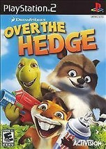Over the Hedge PS2 (Sony PlayStation 2, 2006) Tested CIB W/ Manual - $9.49