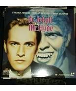 """Dr Jeyll & Mr Hyde 12"""" laserdisc Fredric March - $22.99"""