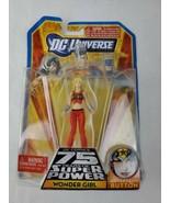 DC Universe 75 Years of Super Power Infinite Heroes Wonder Girl Action F... - $14.99