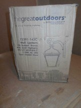 The Great Outdoors 72931-143C Outdoor Light Oil Rubbed Bronze by Minka Lavery ~ - $102.84