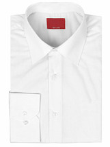 Red Label Men's Slim Stretch Muscle Fit Long Sleeve Dress Shirt w/Defect 3XL