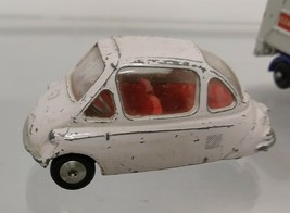 Vintage Corgi Heinkel-I #233 Kabine Car. 1961 - $65.00