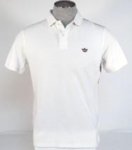 Ralph Lauren Denim & Supply Vintage White Distressed USA Flag Polo Shirt... - $59.99