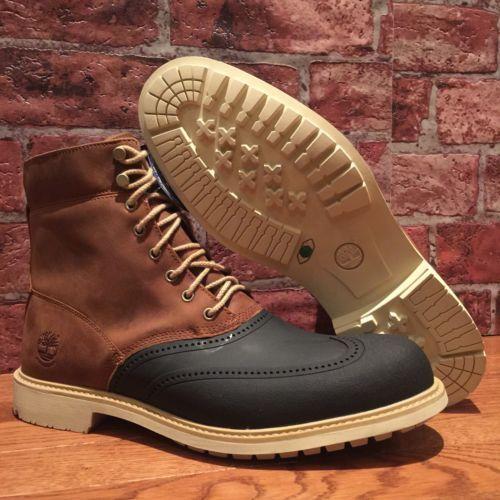 Timberland Men's Stormduck Waterproof Leather 6