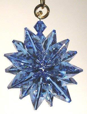 J'Leen Sapphire Small Suncluster with Austrian Crystal