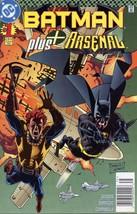 Batman Plus #1 (Feb 1997, DC) VF - $1.00