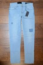 Armani Exchange A X J14 Men's Skinny Fit Stretch Cotton Patchwork Blue J... - $75.05