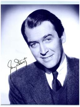 Primary image for JIMMY STEWART  Authentic Original AUTOGRAPHED SIGNED PHOTO w/ COA 5119