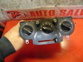 06 05 Saab 9-2x Saab 9-2x heat ac heater temperature climate control swi... - $29.69