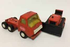 Vintage Metal Tonka Trucks - $14.85