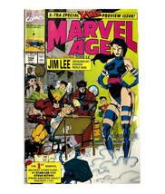 Marvel Comic Books Marvel age #104 - $12.99