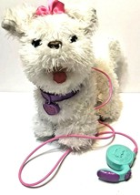 FurReal Friends GoGo My Walking Pup Remote Dog White Puppy Toy Interacti... - $25.60