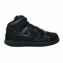 Nike Son Of Force MID (PS) Little Kid's Shoes Black-Black 615161-021 - $49.95