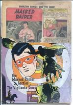 Masked Raider  #25 1960-Charlton-Pete Morisi-Tex Ritter-P - $14.90