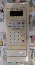8FF13 Ge JE635WC Microwave Oven Touch Panel, Good Condition - $19.68