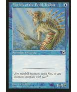 Magic: The Gathering: Portal - Merfolk of the Pearl Trident - $0.25