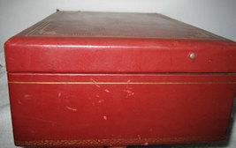 Mele burgundy box  side thumb200