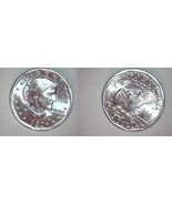 1980 P 1980 D 1980 S UNC SBA DOLLARS  - $39.95