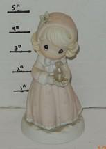 1995 Precious Moments Enesco Making Spirits Bright Figurine #150118 HTF - $34.65