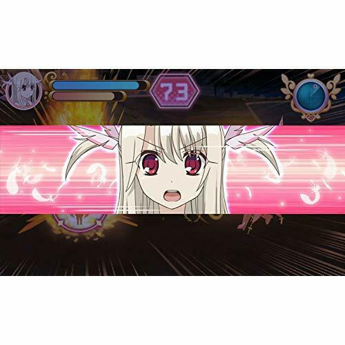 Fate/Kaleid Liner Prisma Illya Limited Edition Nintendo 3DS Video Game w/Track#