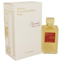 Baccarat Rouge 540 Eau De Parfum Spray 6.8 Oz For Women  - $793.63