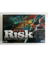 """Risk """"The Game of Global Domination"""" 2010 By Hasbro New & Factory Sealed... - $59.28"""