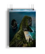 Wild Nature Beautiful Sea Ocean  A0 A1 A2 A3 A4 Satin Photo Poster a23h - $10.88+