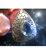 HAUNTED RING THE UNTOLD SECRETS OF THE FOLD EXTREME MASTER POWERS OOAK M... - $8,997.77