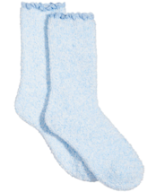 Charter Club women's Lace-Trim Supersoft Butter Sock Socks Light Pastel ... - $5.88