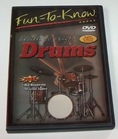 Learn to play drums dvd2
