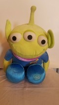 "Disney Store Toy Story  Green Alien 13"" Plush Doll Stuffed Toy - $14.99"