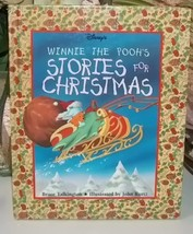 Disneys Winnie The Pooh's - Stories For Christmas  - $8.00